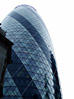 Stock Photo : Augustine St Stock Photography: 30 St Mary Axe (The Gherkin), London, England