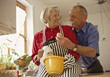 Stock Photo : Retiring Stock Photo: seniors active elderly old