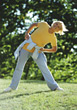 exercising old fitness exercise leisure adult - stock photography
