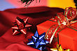 Stock Photo : Lush Stock Image: Christmas Decoration With Gift