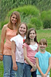 Stock Photo : Friends Stock Photo: Group of Girls