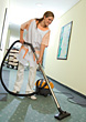Stock Photo : Hotel Stock Image: Hotel Cleaning Service