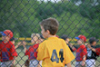 Stock Photo : Children Stock Photo: Little Baseball Player