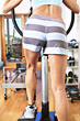 Stock Photo : Gym Stock Image: body diet fitness obesity