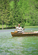 Stock Photo : Retiring Pictures: Senior Fishing