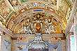 Italy Vatican Museums - Gallerys Of Vatican. Italy, Rome stock photography