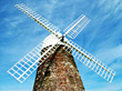 Stock Photo : Wind Stock Photography: Windmill